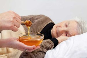 Honey treats chronic arthritis