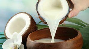 شیر نارگیل با خاصیت ضد سم و ضد تب