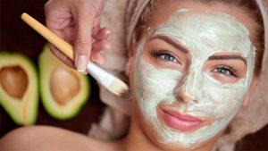 ماسک های کلاژن ساز پوست و فواید آواکادو